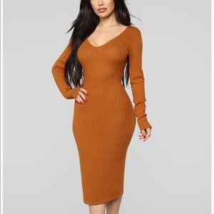For the Thrill fashion Nova Dress Size Small